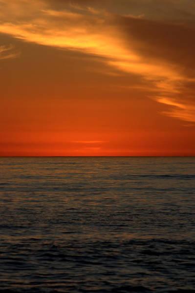 Photograph - Red Sunset by Brad Scott