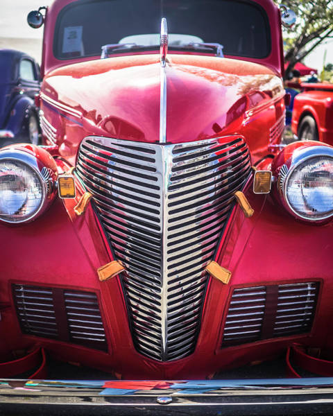 Photograph - Red Truck by Van Sutherland