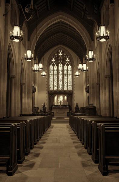 Wall Art - Photograph - Redemption - Church Of Heavenly Rest #3 by Stephen Stookey