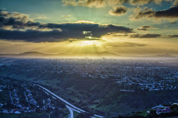 Mount Soledad Wall Art - Photograph - Redemption by Jin Cho