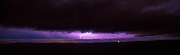 Photograph - Redeveloping Storms South Central Nebraska 004 by NebraskaSC
