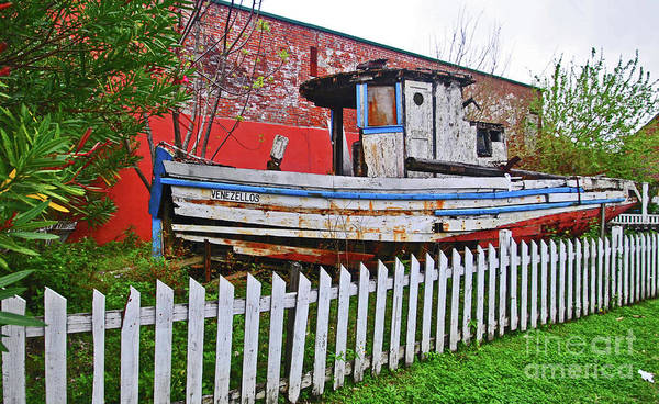 Photograph - Redneck Dry Dock by George D Gordon III