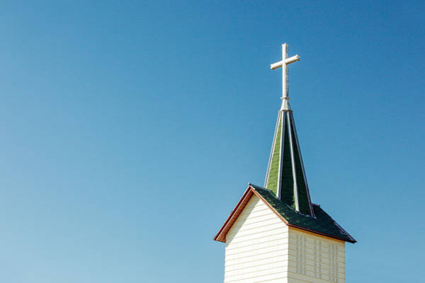 Methodist Church Wall Art - Photograph - Redstone Steeple by Todd Klassy