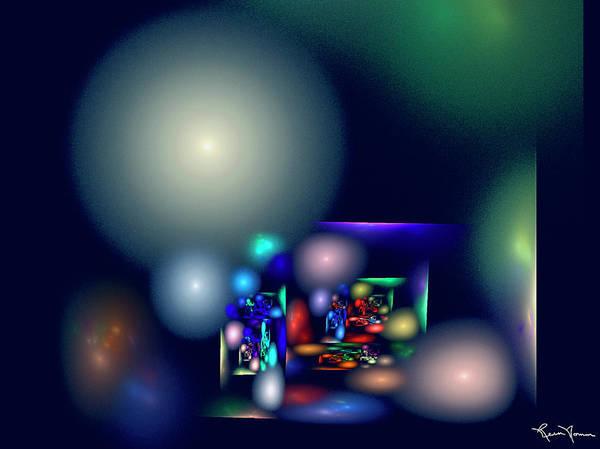 Digital Art - Reductio Ad Absurdum by Rein Nomm