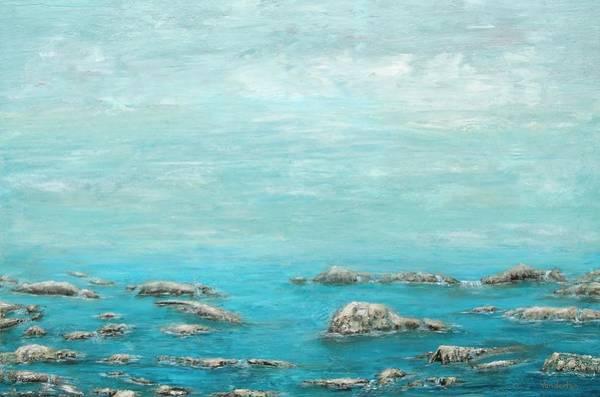 Painting - Reefs by Mishel Vanderten