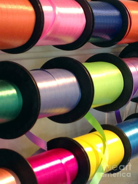 Photograph - Reel Colorful by Rick Locke