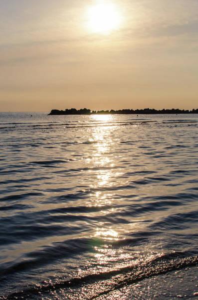 Photograph - Reflected Into The Sea by Andrea Mazzocchetti