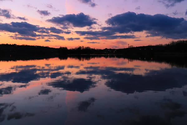Photograph - Reflecting Ann Arbor by Rachel Cohen
