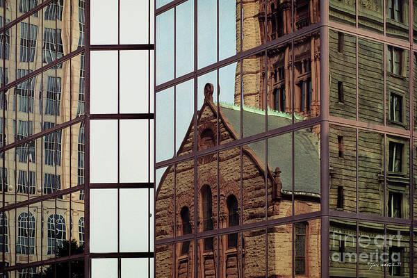 Wall Art - Photograph - Reflecting Boston by Marc Nader