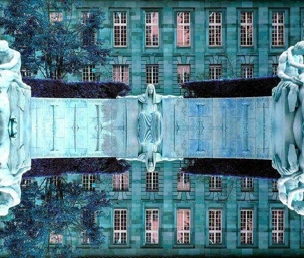 Photograph - Reflecting by Christopher Brown