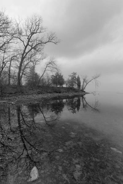 Photograph - Reflecting On The Mist by Sara Hudock