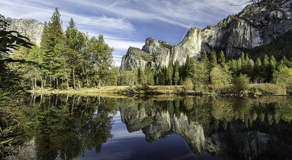 Photograph - Reflecting On Yosemite by Chris Cousins
