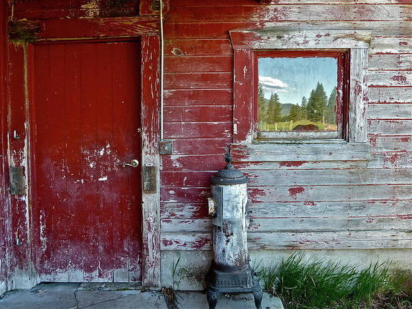 Photograph - Reflecting The Landscape by Diana Hatcher