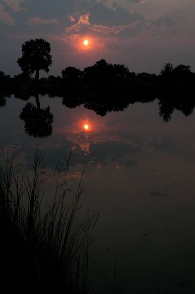 Photograph - Reflection by Gary Lengyel