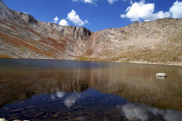 Photograph - Reflection In Summit Lake by NaturesPix