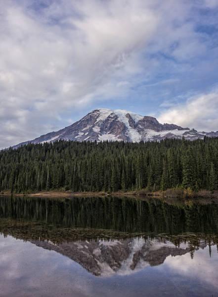 Photograph - Reflection Lake by Loree Johnson