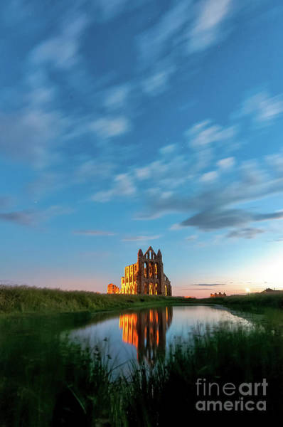 Photograph - Reflection by Mariusz Talarek