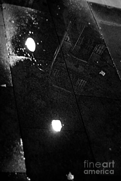 Photograph - Reflection Of Wet Street by Agusti Pardo Rossello