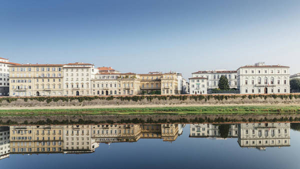 Photograph - Reflection On Water by Alexandre Rotenberg