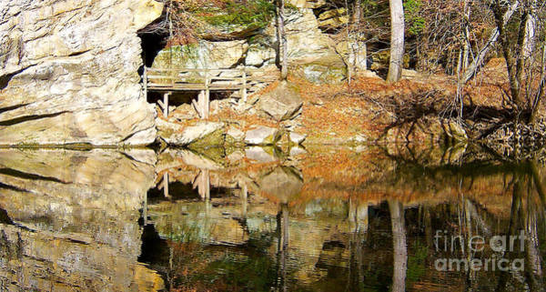 Photograph - Reflection Pass by Pamela Clements