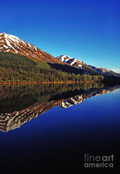Photograph - Reflection Summit Lake by Thomas R Fletcher