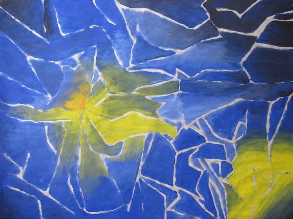 Narcis Painting - Reflection by Svetlana Hristozova