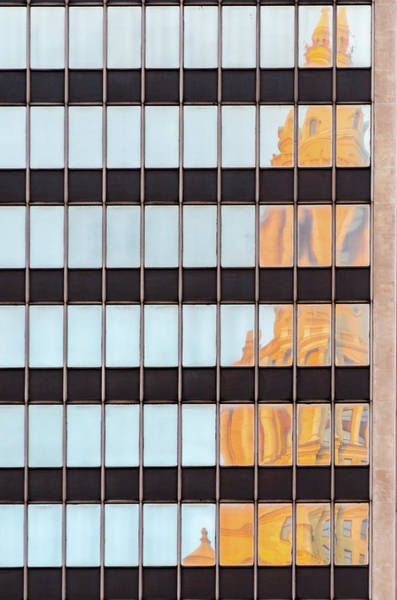 Photograph - Reflections 5 by Stewart Helberg