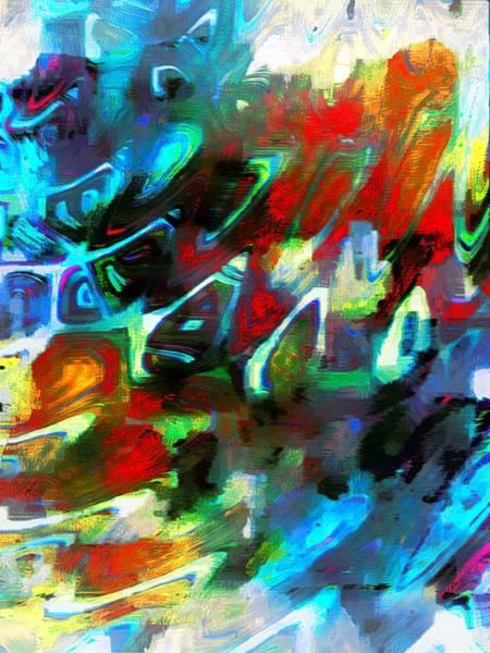 Digital Art - Reflections by Amanda Moore