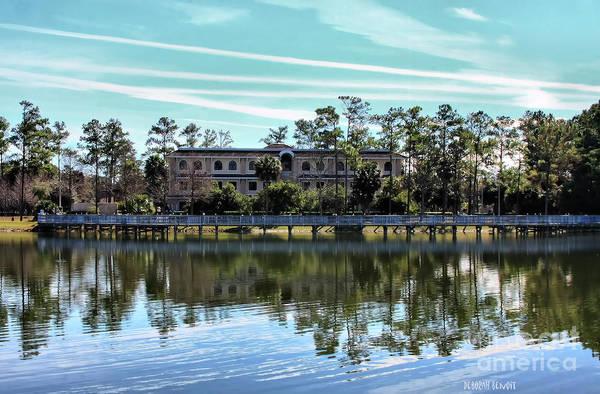 Photograph - Reflections At The Lake by Deborah Benoit