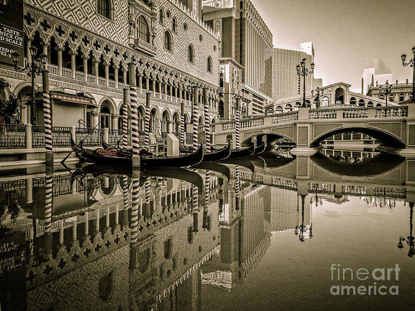 Photograph - Reflections by Franz Zarda