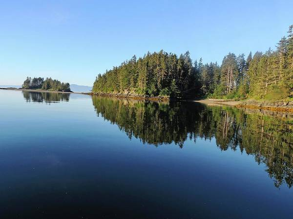 Photograph - Reflections In Brothers Island Cove by NaturesPix