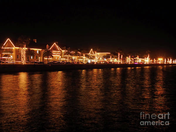 Wall Art - Photograph - Reflections In The Bay by D Hackett