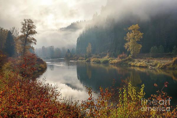 North Idaho Photograph - Reflections In The Joe by Idaho Scenic Images Linda Lantzy