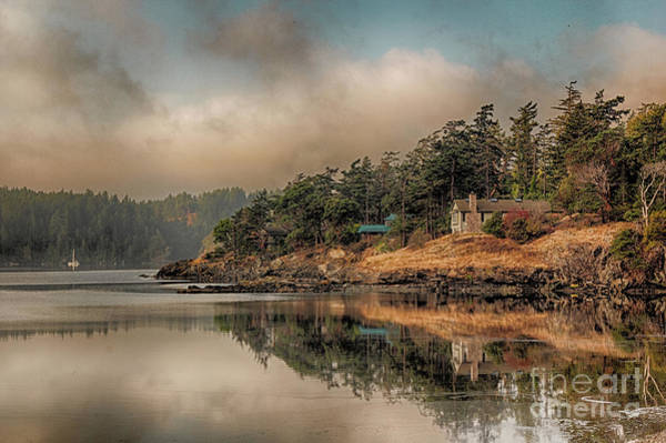 Photograph - Reflections Of An Island by Rod Best