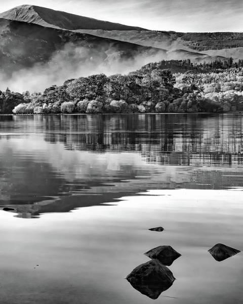 Photograph - Reflections Of Derwent by Makk Black