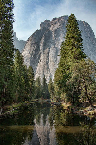 Photograph - Reflections Of El Capitan by Kristia Adams