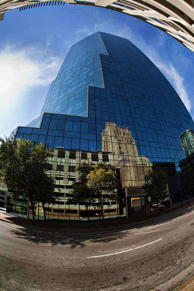 Photograph - Reflections Of Fort Worth by Renee Hong