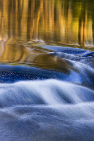 Photograph - Reflections  Of Linville River by Ken Barrett