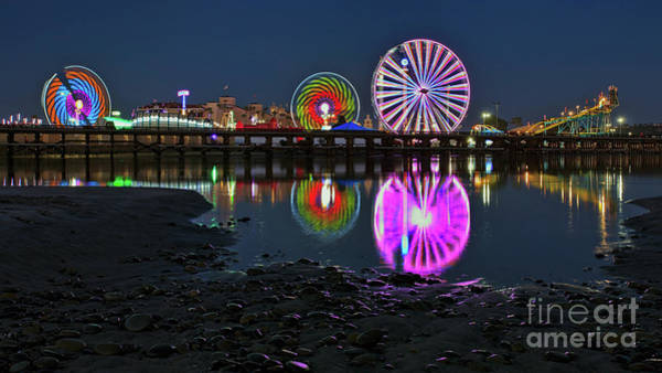 Photograph - Reflections Of The San Diego County Fair 2017 by Sam Antonio Photography