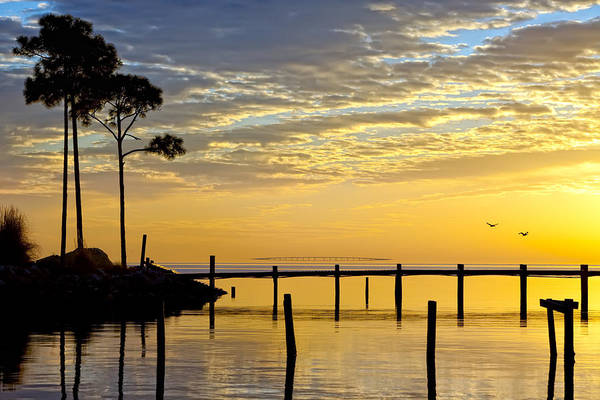 Choctawhatchee Bay Photograph - Reflections Of You by Janet Fikar