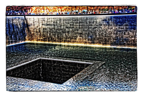 Wall Art - Photograph - Reflections On A Somber Day by Mary Machare