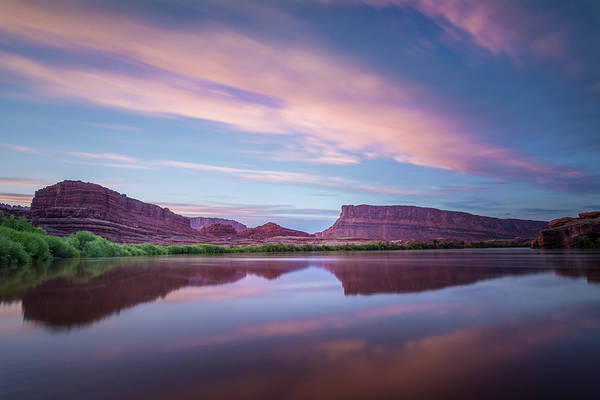 Wall Art - Photograph - Reflections On The Colorado by Daniel Cooley