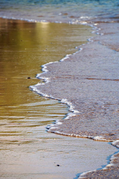 Photograph - Reflections On The Sand by Pamela Walton