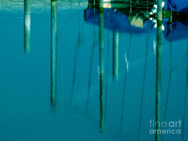 Photograph - Reflections by Susanne Van Hulst