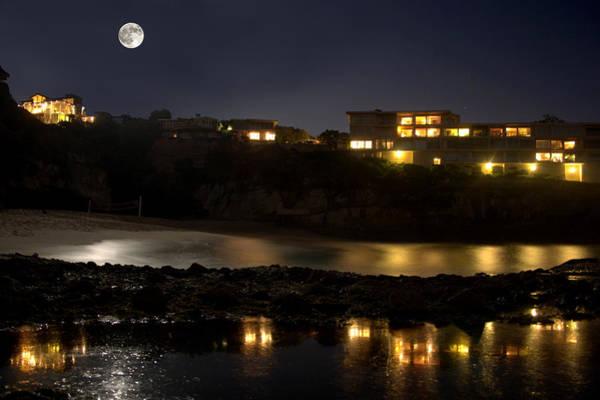 Photograph - Reflective Nights by Brad Scott