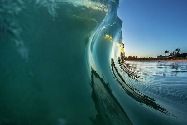 Refraction Wall Art - Photograph - Refraction by Sean Davey