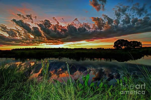 Wall Art - Photograph - Refuge Sunset by Rick Mann