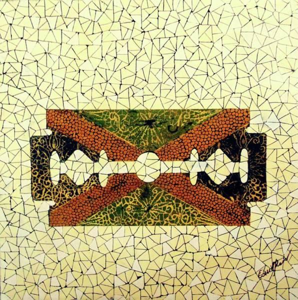 Wall Art - Painting - Rege by Emil Bodourov