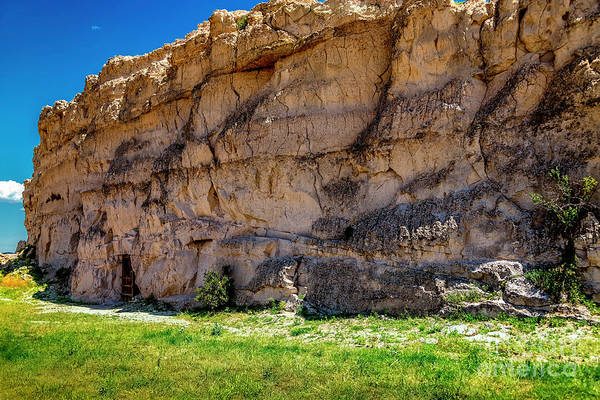 Photograph - Register Cliff by Jon Burch Photography