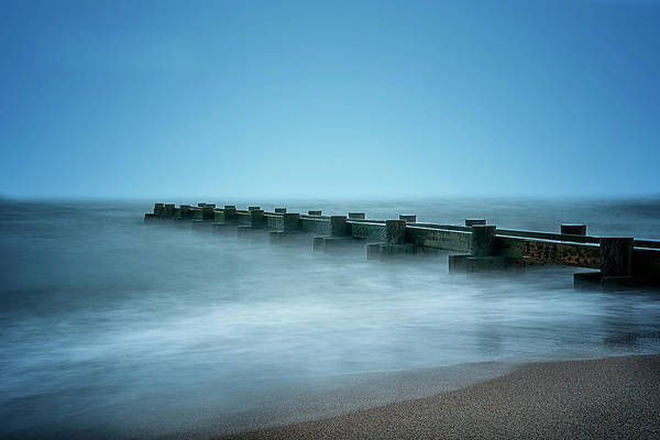 Photograph - Rehoboth Storm by Ryan Wyckoff
